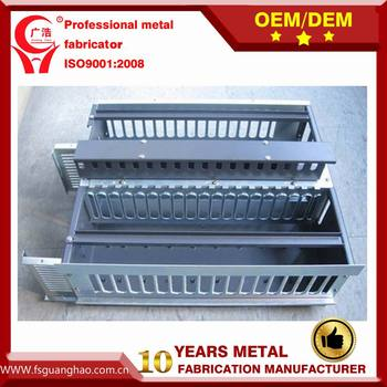 Custom make stainless steel optical off fiber network cabinet manufacturer