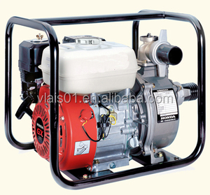 Guangzhou hotsale Honda 3'' high-pressure gasoline powered water pump 5.5hp pump water supply for agriculture