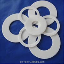 HOT SALE Food Quality White Non Modified virgin Skived Molded Pure PTFE Teflon Gasket