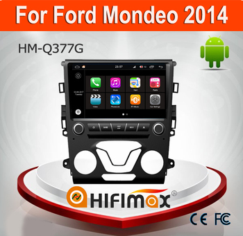 HIFIMAX S190 Andriod 7.1 Car Radio Bluetooth For Ford Mondeo 2014 Multimedia Navigation Car DVD With Wifi 3G INTERNET