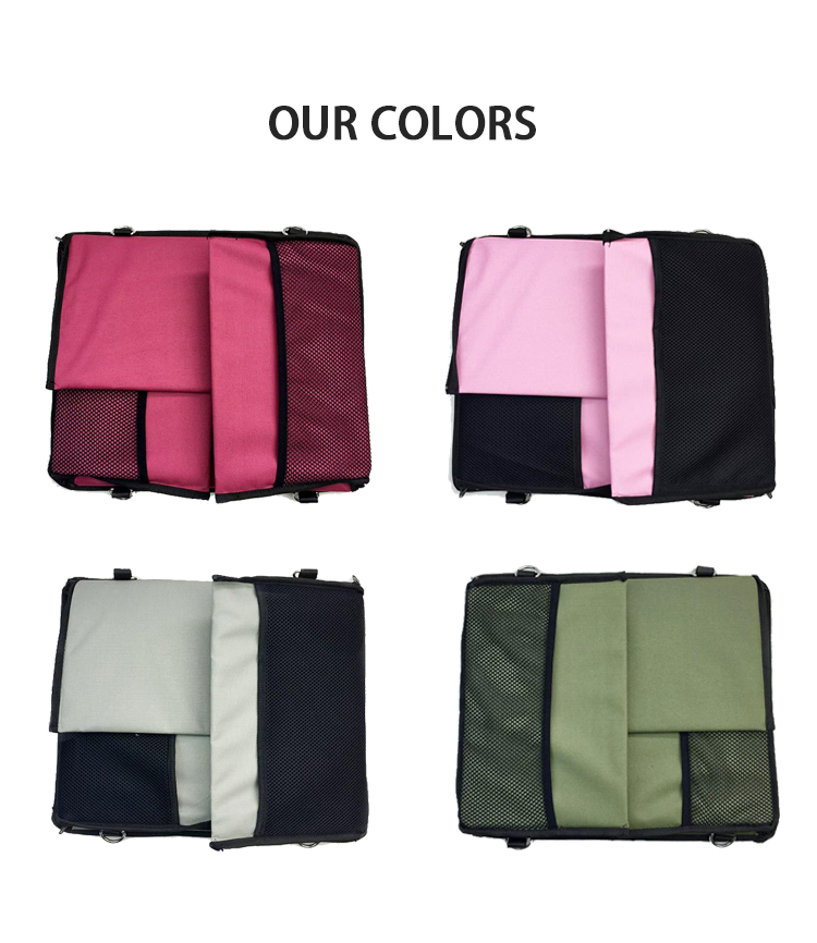CW-B-003 hot sale  pet dog car seat covers beautiful with plush mat