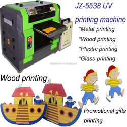 Supply Denmark a3+ UV toy printing machine high resolution printing