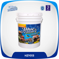 Blue Treasure aquarium materials ocean fish reef salt
