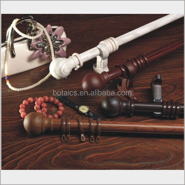 plastic curtain hardware,window curtain home,crown curtain pole accessories