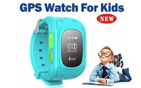 GSM card calling kids SOS gps bluetooth smart watch