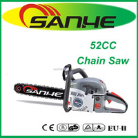 5200 gasoline chain saw with CE GS certification