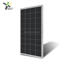 36 cells 150W poly crystalline silicon solar panel 18V