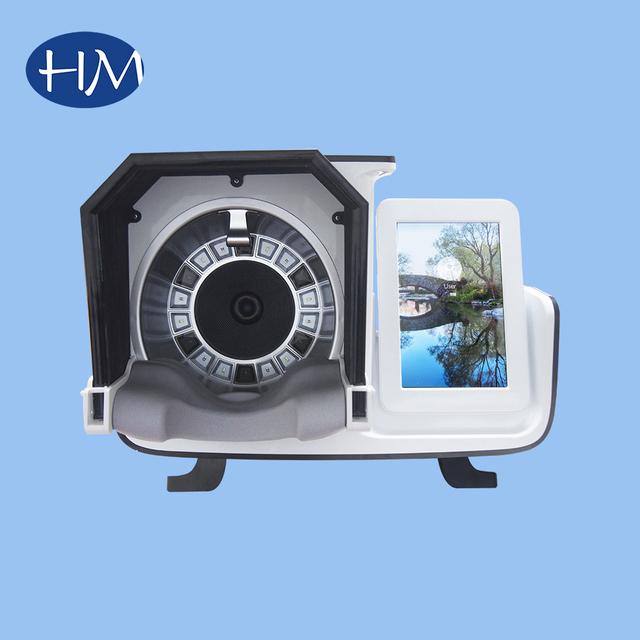 Analyze UV Acne Pigment Moisture analysis face care portable ems electroporation beauty device instruments distribution retail