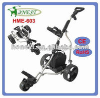 Battery Germany Electric Golf Trolley Golf Caddy Golf Cart HME-603