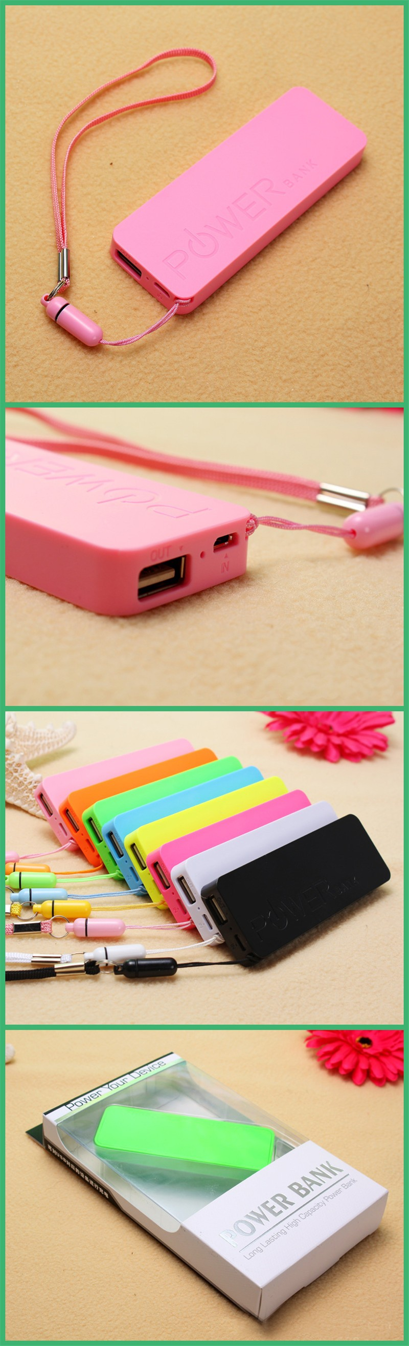 Laptop Power Bank Keychain with replaceable battery Model JEC-019PB