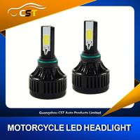 2016 Wholesale Price High Quality M2S M3 H4 Hi Lo Beam LED Motorcycle Headlight