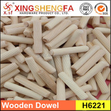 furniture connector fittings threaded wooden dowel