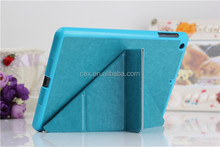 Vintage Crazy Horse Multi-angle Smart Leather Case Cover Stand For iPad mini Retina 1 2