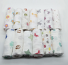 wholesale custom muslin baby swaddle blanket