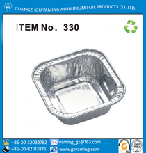small aluminium foil jelly pudding cup