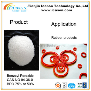 best quality and competive price benzoyl peroxide powder 94-36-0 and cosmetic additive/bleaching wheat flour benzoyl peroxide