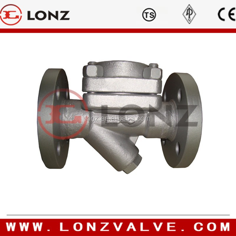 Thermostatic Steam Trap (Balanced Pressure Type)