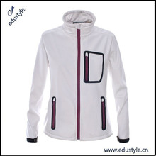 Wholesale Mens Blank Fleece Jackets Outdoor Clothing