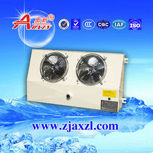 DE-type Air Cooler for Small-size Refrigerators