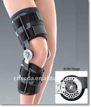 Adjustable knee brace/hinged knee brace with FDA and CE Certificate