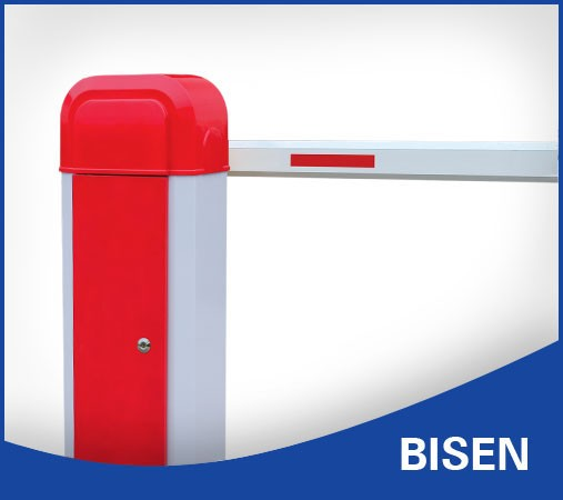 BISEN 606 Car Parking and Highway toll system Automatic Barrier Gate