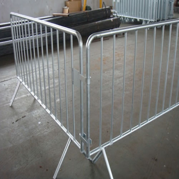 Hot DIP Galvanized Temporary Fence