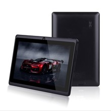 OEM cheap tablets 7 inch quad core android 4.4 A33 super smart pad q88 tablet pc