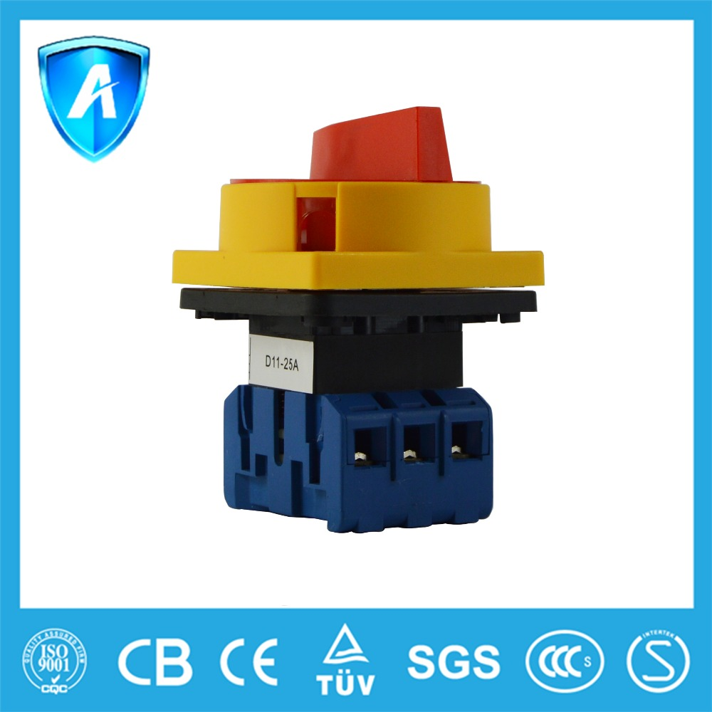 List Manufacturers Of 3 Way Selector Switch Buy 4 Iso9001 Certified D11 25 Made In China Famous Factory