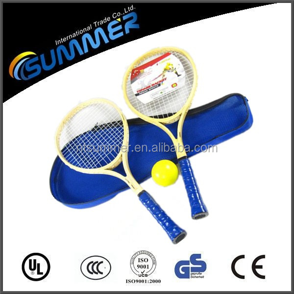 Newly arrival OEM wooden tennisn racquet