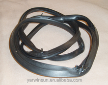 High temperature silicone rubber oven door window sealing strip