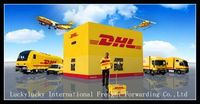 Alibaba air best express DHL shipping from China to Italy
