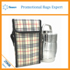 Cooler bag for food bottle holder insulated bag for frozen food