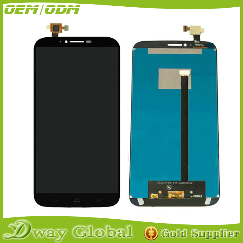 Alibaba Express Phone lcd assembly touch screen panel digitizer galss For Alcatel One Touch 2 8030 8030B 8030Y LCD Display