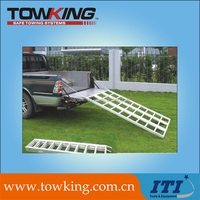 trailer ATV used loading ramps trailer aluminium ramp