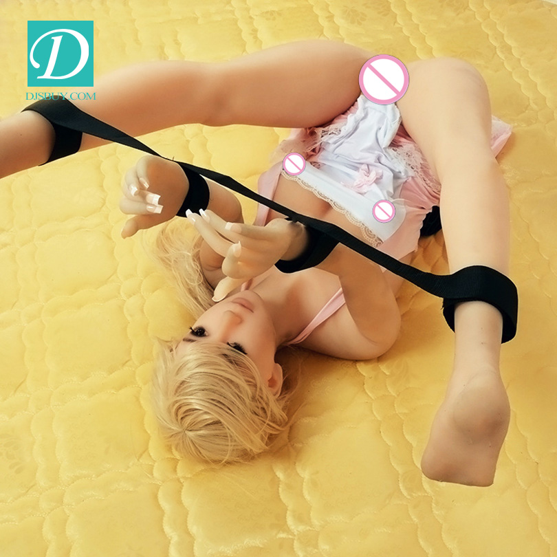 Sex Games Restraints Legs Open Straps Handcuffs Ankle Cuff Straps for Couples