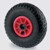 Small Inflatable Air filled rubber wheel Pneumatic tire 3.00-4
