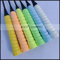 Hotsale Tacky Badminton Racket Accessories , EVA keel Overgrip , Sports Sweatband