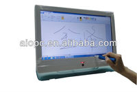 18.5inch white all in one touchscreen pc