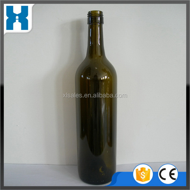 MOST POPULAR CREATIVE DURABLE HORSE ANIMAL SHAPED GLASS WINE BOTTLES