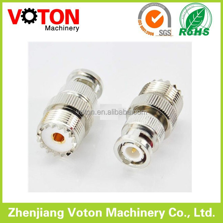 VotonBNC male plug to UHF SO239 female jack RF connector adapter
