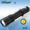 LED tactical flashlight police military equipment for hunting