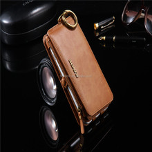 2017 super Hotsale FLOVEME 18 Card Slot Multi-function PU Leather Flip Phone Wallet Cover Case For iphone 6/7 6/7plus
