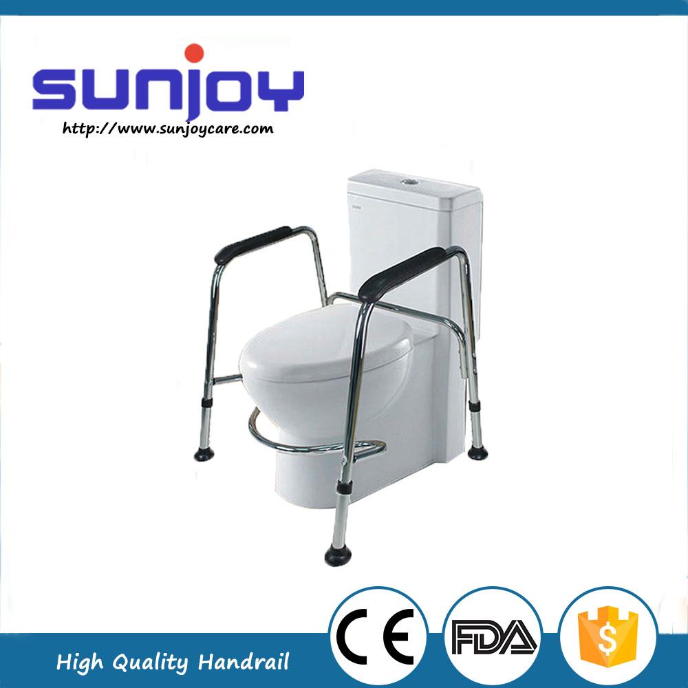 Handicap bathroom equipment