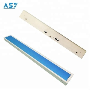 Shelf Long Thin LCD Monitor 27.5 Inch for Promotion Advertising