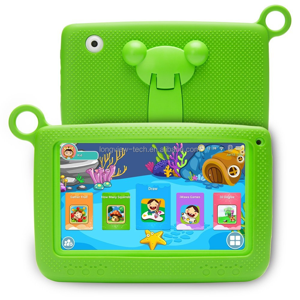 children tablet 7inch mini tablet <strong>computer</strong> with usb port otg play and learn