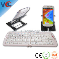 Mini Wireless Bluetooth_Portable Folding Bluetooth Keyboard For Iphone/ipad