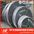 China famous brand HUAYUE ST2000 steel cord conveyor belt