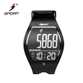 Latest Fashion Curved E-ink Screen Steps Distance Calories Tracking Smart Sport Watch