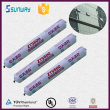 Professional Performance Clear Excellent Weatherability Silicone Structural Sealants Adhesive Glazing ZT9800