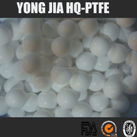 Pure PTFE Teflon Hollow Plastic Sphere Without Mold Line